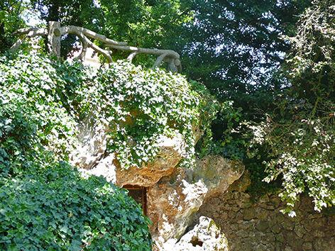 Parc du Vicomte Bona Dona - Ay