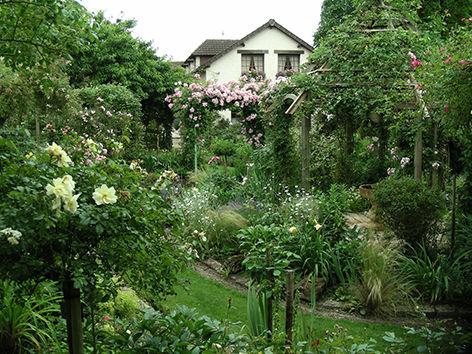 Petit Jardin Tendresse - Orcourt - Cuchery