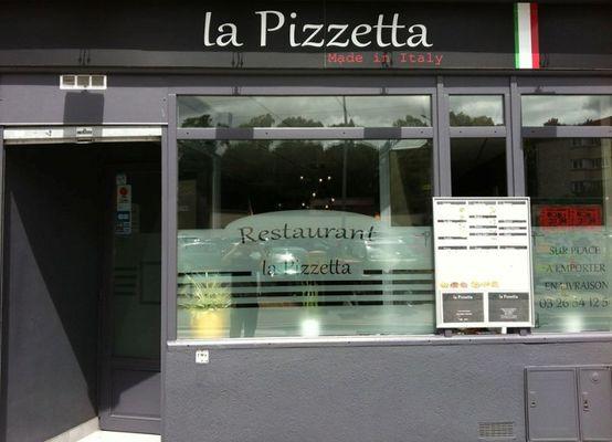 Pizzetta - Epernay