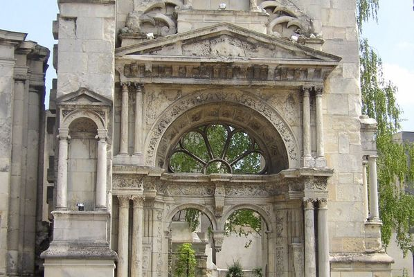 Portail Saint-Martin - Epernay