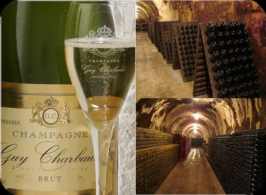 Champagne Charbaut - Mareuil-sur-Ay
