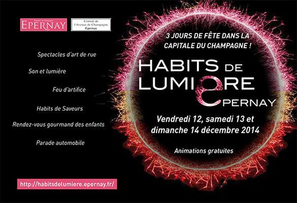 Habits de lumière 2014
