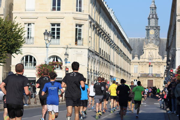 Run in Reims - Pauline Colin