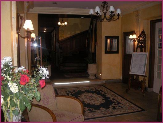 Hôtel-Restaurant de France - Le Cézanne - Sézanne