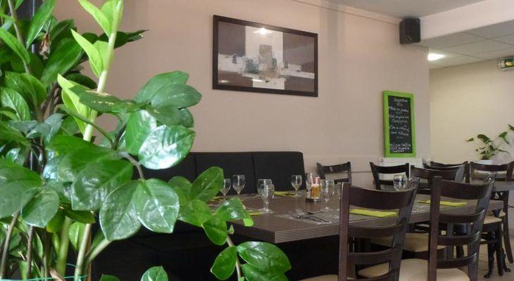 Restaurant Best Hôtel La Pompelle - Reims
