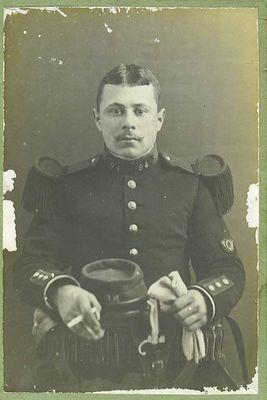 Soldat 1914 Louis Seurat