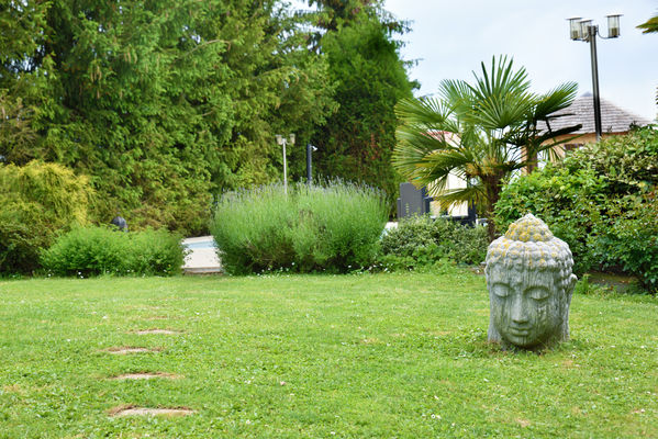 L'Abri Côtier - partie du parc
