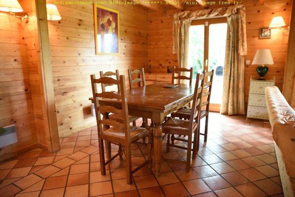 L'Abri Côtier - salle à manger