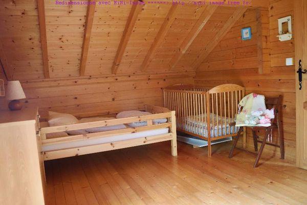 L'Abri Côtier - chambre parentale
