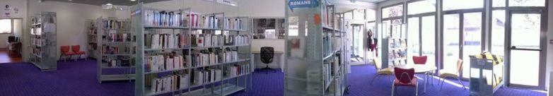 Médiathèque de Tours-sur-Marne