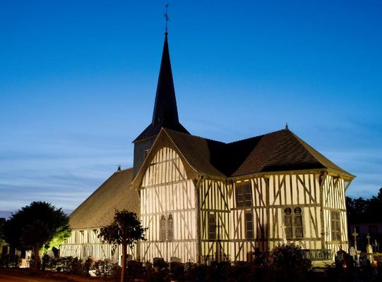 Eglise d'Outines