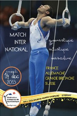 Match gymnastique masculine