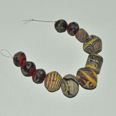 Atelier bijoux mérovingiens