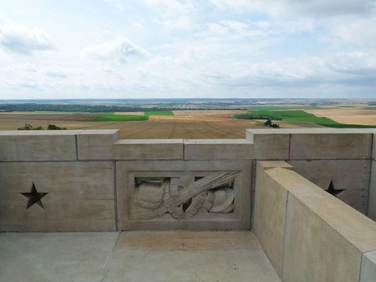Mémorial Américain du Blanc Mont - Sommepy-Tahure