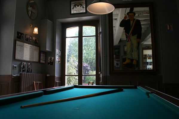 Café des Z'arts- Sézanne