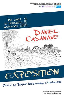 Exposition Daniel Casanave