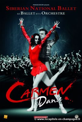 Carmen danse