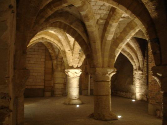 Caves Médiévales - Châlons-en-Champagne