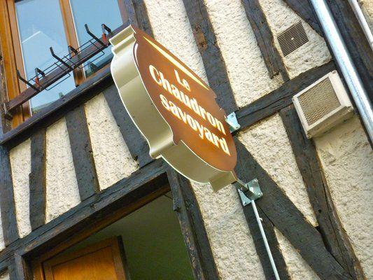 Le Chaudron Savoyard - Châlons-en-Champagne