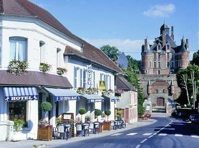 Hôtel-Restaurant Le Cheval Blanc - Montmort-Lucy