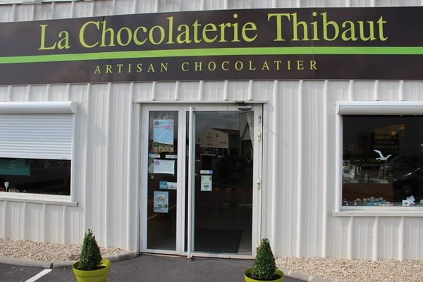 chocolaterie Thibault - Pierry (1)
