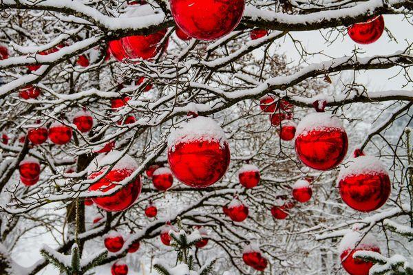 Noël neige