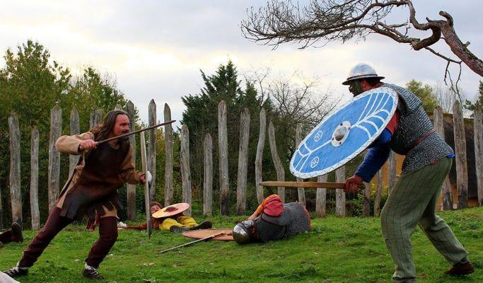 combats celtes
