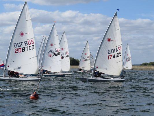 Course bateaux - Photo non contractuelle