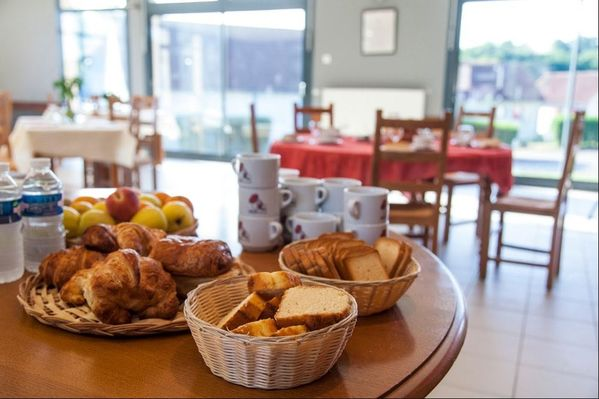 Marina Holyder - Restaurant - Petit-déjeuner 2