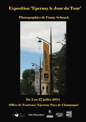 Epernay le Jour du Tour