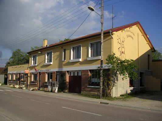 Au Relais de la Foret - Passavant-en-Argonne