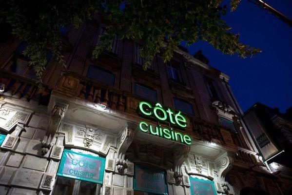 Restaurant Côté Cuisine - Reims
