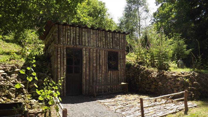 Camp de la Vallée Moreau - Vienne le Château