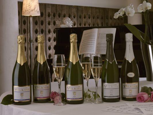 Champagne Delagarde-Delozanne - Serzy et Prin