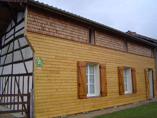 Le Courlis - nouvelle facade