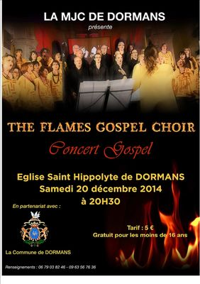 The Flames Gospel Choir
