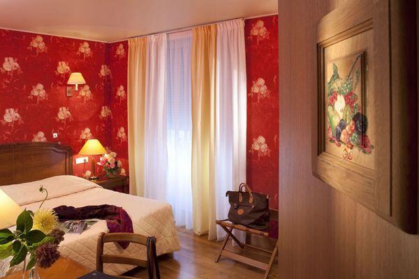 Hôtel-Restaurant d'Angleterre - Châlons-en-Champagne - chambre-confort