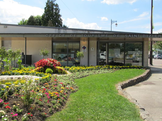 Bureau d'Information Touristique de Saint-Dizier