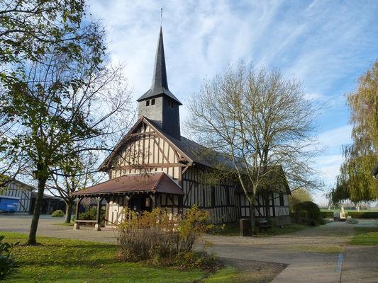 L'Eglise de Nuisement-aux-Bois