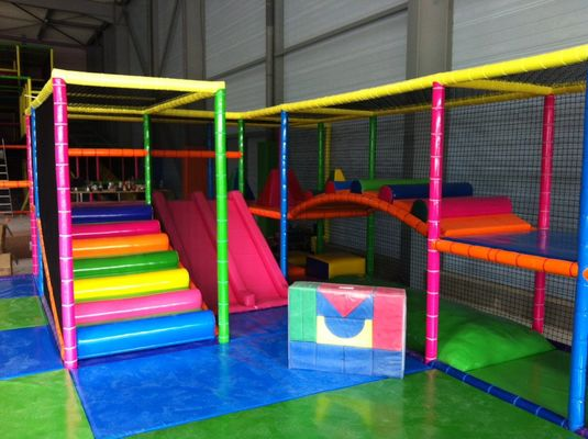 KidOOm, Parc de Jeux pour Enfants - Châlons-en-Champagne