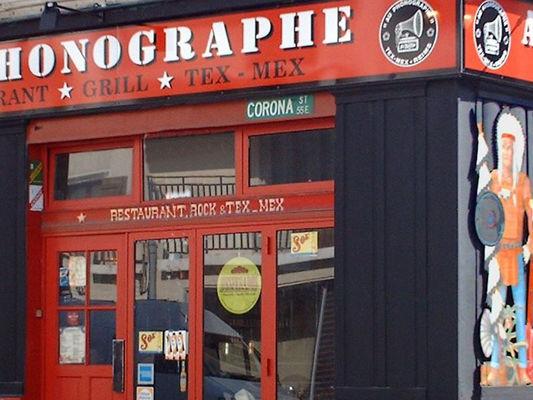 Au Phonographe - Reims