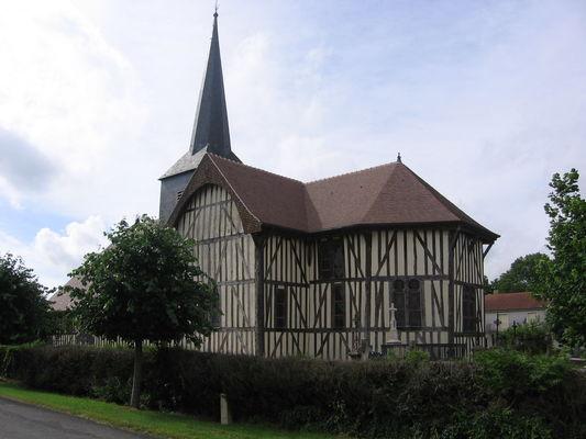 Eglise St Nicolas d'Outines