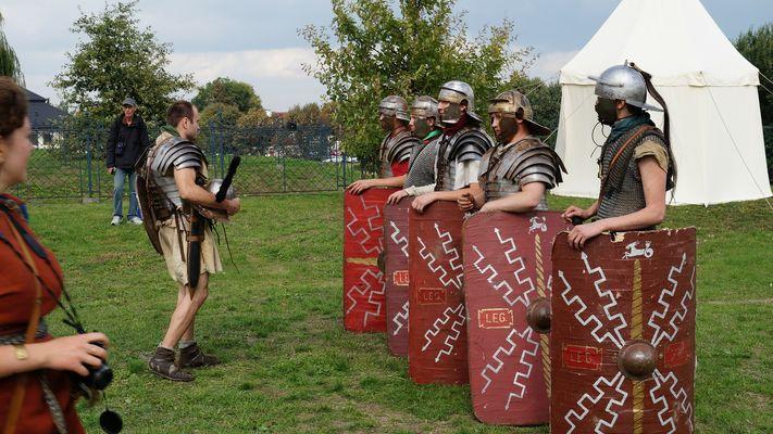 Joutes romaines