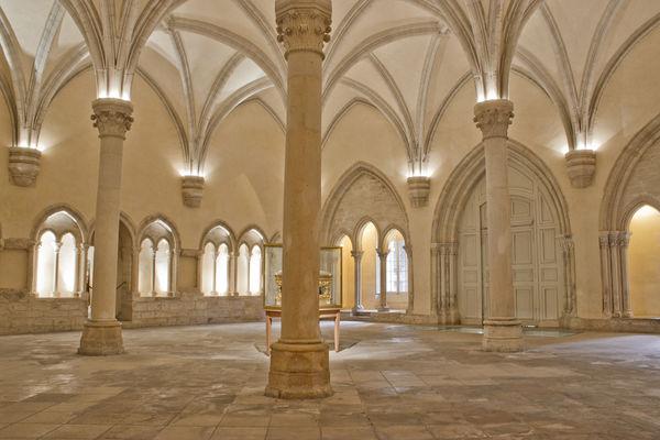 Musée Abbaye Saint Remi - Reims