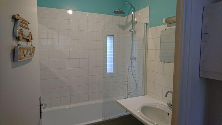 salle de bain - Bienvenue à la casa T2