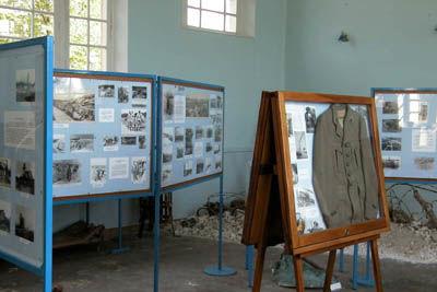 Musée de Souain Perthes les Hurlus