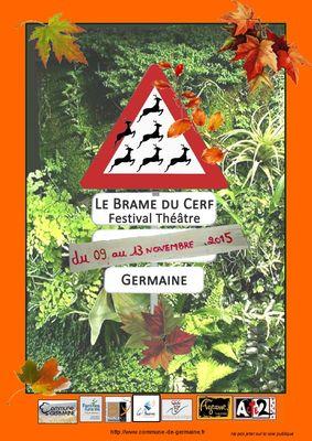 Festival Le Brame du Cerf - Germaine