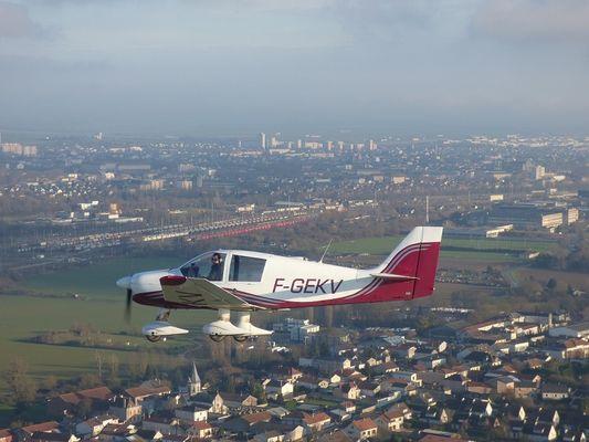Aéro Club Farman Clément - Ecury-sur-Coole
