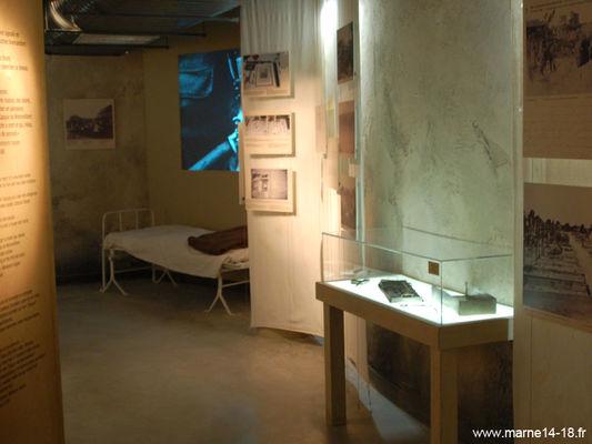 Centre d'interprétation Marne 14-18 - Suippes