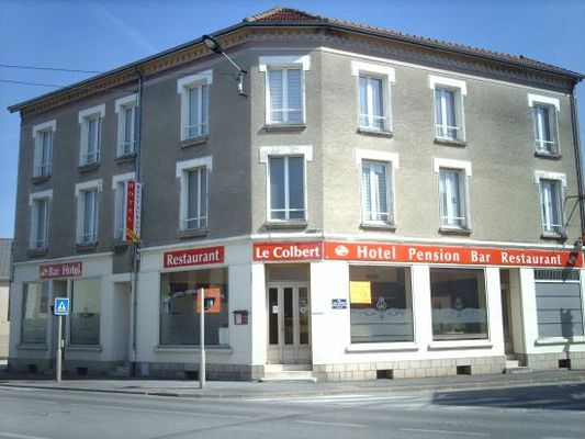 Hôtel-Restaurant Le Colbert - Epernay
